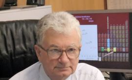 Honorary doctorate for Professor Yuri Oganiesian