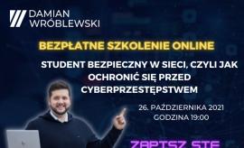 Student bezpieczny w sieci, czyli jak ochronić się przed...
