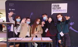 Rozpoczynamy I Ogólnopolskie Forum Kultury Studenckiej!