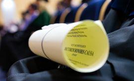 Prof. Yuri Oganessian doctorem honoris causa UMCS