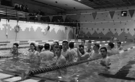 II edycja sztafety pływackiej w CKF UMCS