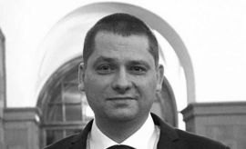 Dr Bogdan Księżopolski - laureat Lubelskiego Nobla 2016