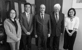Wizyta delegacji z Chin