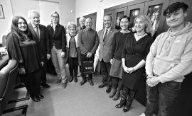 Spotkanie władz rektorskich z uczestnikami Konferencji...
