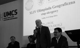 XLIV Olimpiada Geograficzna, WNoZiGP, 10-11 lutego 2018 r.
