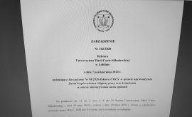 Szczegółowe zasady funkcjonowania Archiwum i Muzeum UMCS...