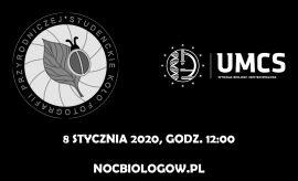 SKFP UMCS na Nocy Biologów 2021