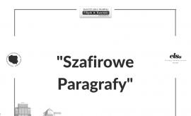 Konkurs Szafirowe Paragrafy - rozstrzygnięty!