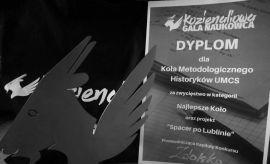 Prezentacja Koła Metodologicznego Historyków UMCS na...