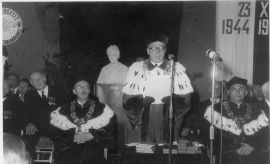 23.10.1958 r. - Inauguracja roku akademickiego