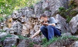 Ćwiczenia terenowe - Góry Świętokrzyskie