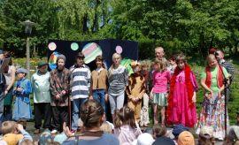 Dzień Dziecka w Ogrodzie Botanicznym (2009)