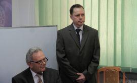 Kolokwium habilitacyjne dr. Andrzeja Nowakowskiego