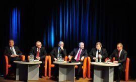 "Debata ""Nauka dla Biznesu, Biznes dla Nauki"" (05.03.2014)"