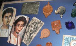 Wystawa: Imperium Romanum na starych widokówkach