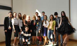 Występ studentów CJKP UMCS