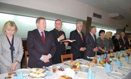 Spotkanie opłatkowe CJiKP (14.12.2012)