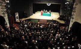 Immatrykulacja studentów I roku (03.10.2011)