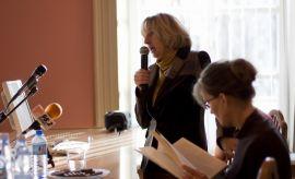 Teresa Torańska na Wydziale Politologii (18.11.08)