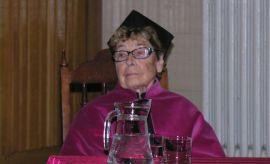Odnowienie doktoratu Pani Profesor Wandy Brzyskiej