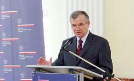 Uroczystość wręczenia dyplomu Czeskiego Towarzystwa...
