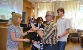Finał I. Ogólnopolskiego Turnieju All-chemicznego 2015