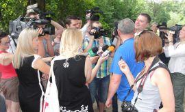Obrona pracy dyplomowej mgra Grzegorza Antoszka
