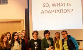 Spotkanie Sekcji Filmoznawczej 18.11.2015.