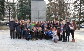 Licealiści na Wydziale Filozofii i Socjologii