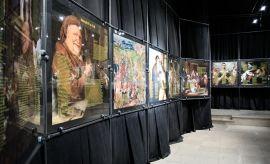 """Wernisaż wystawy """"William Shakespeare. Bohaterowie..."""
