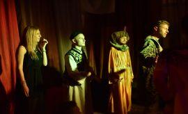 "Noc Kultury - spektakl wg G. E. Lessinga ""Natan Mędrzec"""