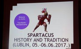 Międzynarodowa Konferencja Naukowa: Spartacvs - history...