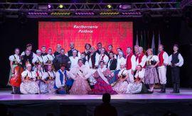 Zespół Raciborzanie na Festiwalu w Brazylii