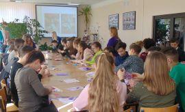 Rusycyści z UMCS w Łukowie