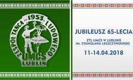 Jubileusz 65-lecia Zespołu Tańca Ludowego UMCS im....
