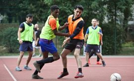 Video recap: International Student Football Tournament