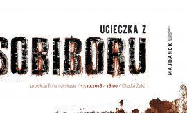 """""""Ucieczka z Sobiboru"""" – projekcja filmu i dyskusja"""