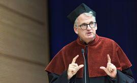 Prof. Timothy Snyder doktorem honoris causa UMCS