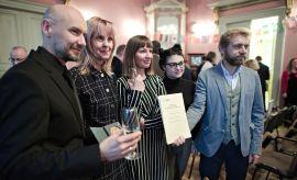 Uroczystość wręczenia medali 25-lecia Wydziału Politologii