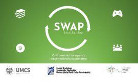 SWAP – książkę złap!