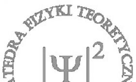 Seminarium KFT Instytutu Fizyki UMCS - 26.03.2019 r.
