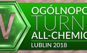 II etap IV Ogólnopolskiego Turnieju All-Chemicznego