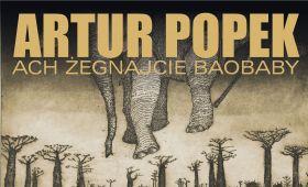 Wystawa prof. Artura Popka w Galerii Łucjan