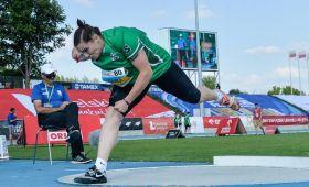 Paulina Guba wins gold at European Championships