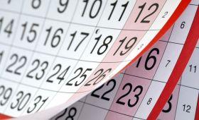 Wnioski o stypendia socjalne - harmonogram