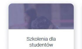 Obowiązkowe szkolenia on-line dla studentów zaczynających...