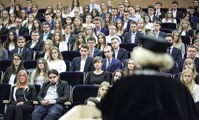 Врочиста Імматрикуляція студентів-першокурсників