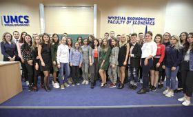 Зустріч з переможцями конкурсу Таланти на UMCS