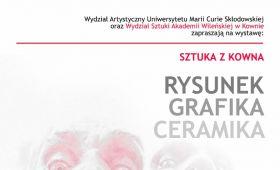 RYSUNEK, GRAFIKA, CERAMIKA - sztuka z Kowna