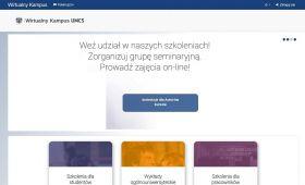 Zaproszenie do korzystania z Wirtualnego Kampusu UMCS
